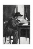 Jean Henri Fabre, French Entomologist, 1880 Giclee Print
