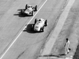 Italian Grand Prix, Monza, 1961 Photographic Print