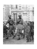Soldiers from the British Indian Army, France, C1915 Giclee Print