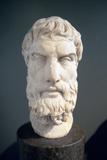 Epicurus, Ancient Greek Philosopher Fotografisk tryk