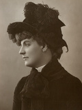 Miss Ada Rehan, Irish-Born American Actress, 1888 Reproduction photographique par W&d Downey