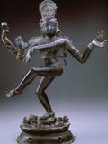 Nataraja, Shiva, 13th Century Lámina fotográfica