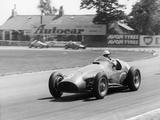 British Grand Prix, Aintree, Liverpool, 1955 Fotografisk trykk