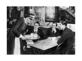 Eleven O'Clock Coffee, London, 1926-1927 Giclee Print