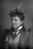 Marion Lea, 1893 Reproduction photographique par W&d Downey