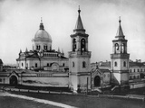 Monastery of St John the Forerunner, Moscow, Russia, 1881 Photographic Print by  Scherer Nabholz & Co