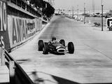 Graham Hill, Monaco Grand Prix, 1964 Fotografisk trykk