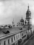 Church of St Nicholas the Miracle Maker, Moscow, Russia, 1881 Photographic Print by  Scherer Nabholz & Co