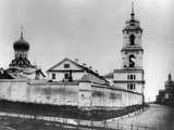 Monastery of the Nativity of the Theotokos, Moscow, Russia, 1881 Photographic Print by  Scherer Nabholz & Co