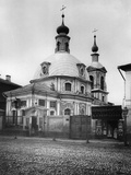 Church of Saints Martyrs Cyrus and John, Moscow, Russia, 1881 Photographic Print by  Scherer Nabholz & Co