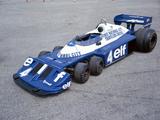 1977 Elf Tyrrell P34 Fotografisk trykk
