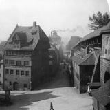 Albrecht Durer's House, Nuremberg, Germany, C1900 Reproduction photographique par  Wurthle & Sons