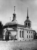 Dormition Church, Ostozhenka Street, Moscow, Russia, 1881 Photographic Print by  Scherer Nabholz & Co