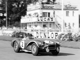 Tony Brooks in Aston Martin Db3S, Goodwood 9 Hours, West Sussex, 1955 Reproduction photographique