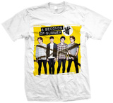 5 Seconds of Summer - Album Shirt T-paita