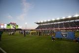 MLS: Vancouver Whitecaps FC at San Jose Earthquakes Foto af Kelley L Cox