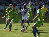MLS: Seattle Sounders FC at LA Galaxy Foto af Kirby Lee