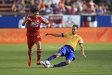 MLS: Colorado Rapids at FC Dallas Foto af Kevin Jairaj