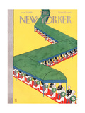 The New Yorker Cover - June 21, 1930 Premium Giclee Print by Gardner Rea