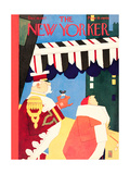 The New Yorker Cover - December 10, 1927 Premium Giclee Print by Gardner Rea