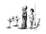 New Yorker Cartoon Premium Giclee Print by Eldon Dedini