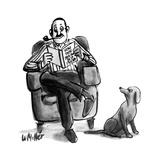 New Yorker Cartoon Impressão giclée premium por Warren Miller