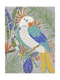 Tropical Cockatoo Posters by Chariklia Zarris