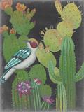 Desert Twilight II Kunstdrucke von Chariklia Zarris