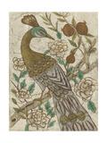 Chinoiserie Pheasant I Posters by Chariklia Zarris