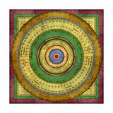 Measurement Tiles I Affiche par James Burghardt