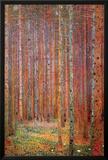 Tannenwald Posters by Gustav Klimt