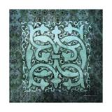 Antiquity Tiles III Affiches par James Burghardt