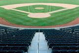 Baseball Stadium Fotografisk trykk av Michael Flippo