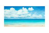 Ocean View Giclée-Premiumdruck von Patricia Quintero-Pinto