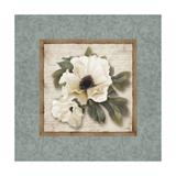 Silversage Flower I Premium Giclee Print by Elizabeth Medley