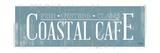 Coastal Cafe Premium-giclée-vedos tekijänä Elizabeth Medley