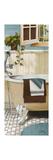Blue Bain Panel IV Art by Elizabeth Medley