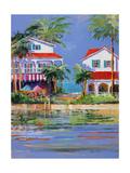 Beach Resort II Posters by Jane Slivka