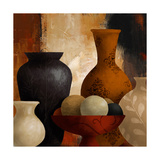 Spiced Vessels I Reproduction giclée Premium par Lanie Loreth