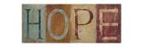 HOPE Stampa giclée premium di Patricia Pinto