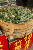 Sticky Rice in Bamboo Leaf, Qibao, Shanghai, China Photographic Print by Jon Arnold
