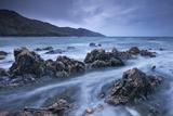 Rocky Shores of Rockham Bay, Looking Towards Morte Point, North Devon, England. Spring Valokuvavedos tekijänä Adam Burton