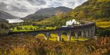 UK, Scotland, Highland Fotografisk trykk av Alan Copson