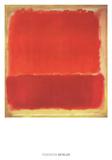 No. 12 Prints by Mark Rothko