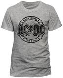 AC/DC - HV Rock N Roll Shirts