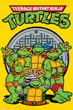 Teenage Mutant Ninja Turtles (Retro) Prints