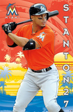 Miami Marlins - G Stanton 15 Posters