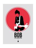 Bob Kunstdruck von David Brodsky