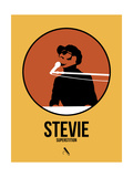 Stevie Affiches par David Brodsky