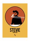Stevie Kunstdrucke von David Brodsky